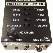 A/DA GCS-3 Guitar Cabinet Simulator image