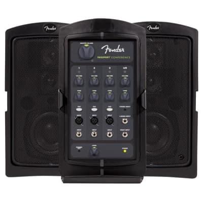 Fender Passport® CONFERENCE, 120V, Black