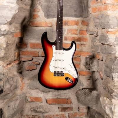 Haar Stratocaster Traditional Sunburst Braz Fretboard Flamed Maple 2020 2020 Sunburst for sale