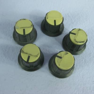 Korg Poly-61 Poly 61  Set of 5 knobs