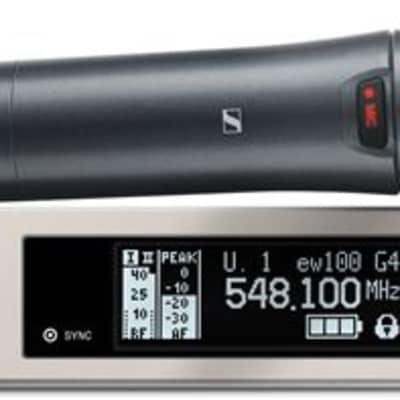 Sennheiser EW100 G4 945S Evolution G4 Wireless Handheld System Group A