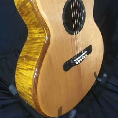 Merida Extrema MIMCS Body Contour Spruce/Mahogany Acoustic Guitar for sale