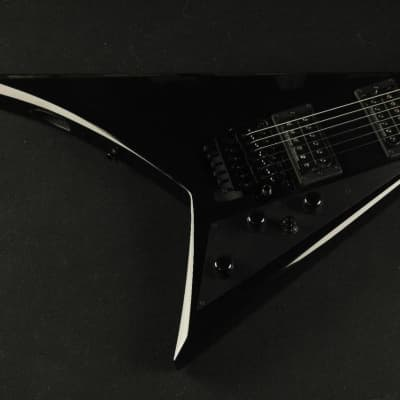 Jackson USA Select Randy Rhoads RR1 - Ebony Fingerboard - Gloss Black (2803060803) - 858 for sale