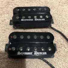 Seymour duncan Black winter 2015 Black