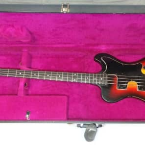 Vintage Rare 1978 Gibson RD Artist Bass Sunburst 4 String Bass Guitar - Nice! for sale