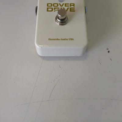 Hermida Audio Dover Drive Special Edition Gold Text (Eric Johnson Sound)