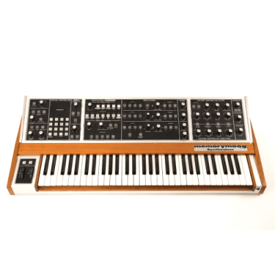 Moog Memorymoog 1982 - 1985