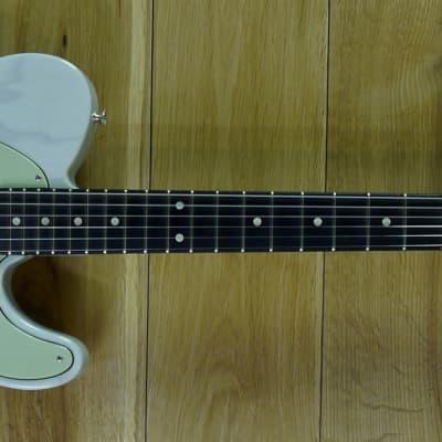 Fender Custom Shop Jason Smith Masterbuilt 60 Tele Closet Classic Trans Sonic Blue ~ Secondhand for sale