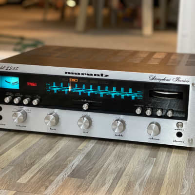 Vintage Marantz Model 2235 AM/FM Stereo Receiver ~FULLY SERVICED + LED UPGRADE~ ORIG OWNER ! LOOK !