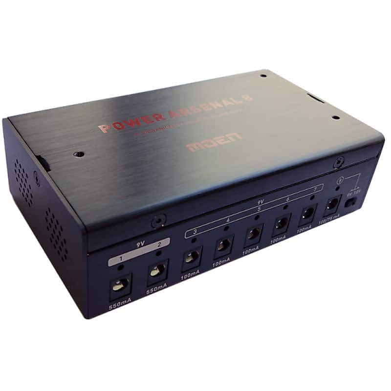 Moen Power Arsenal 8 Fully Isolated Effect Power supply 9/18V image