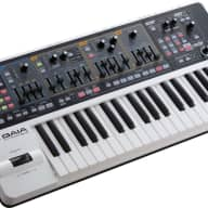 Roland 'GAIA' 37-key, 3-OSC Virtual Analog Synthesizer