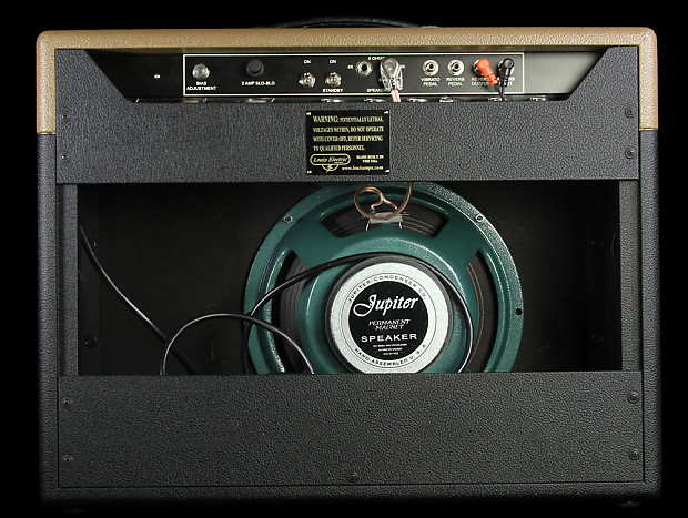 louis electric amplifiers deltone reverb combo guitar reverb. Black Bedroom Furniture Sets. Home Design Ideas