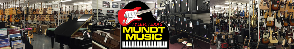 Mundt Music Tyler Texas