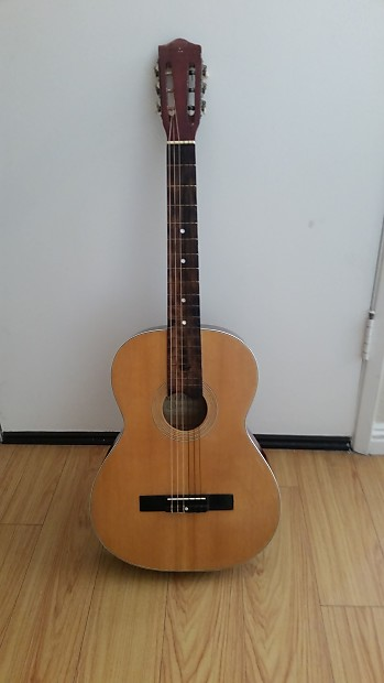 st george classique nylon string guitar late 60 39 s early reverb. Black Bedroom Furniture Sets. Home Design Ideas