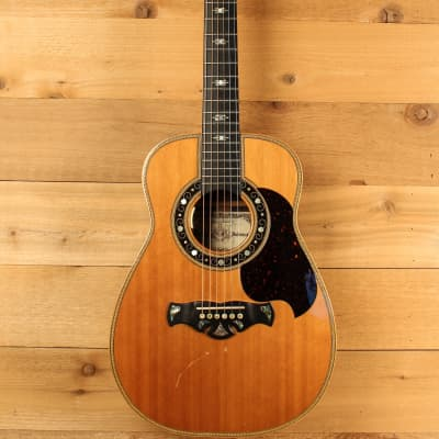 Janis Ian Collection Bozo Parlor w/ Cedar & Brazilian Rosewood Pre-Owned 1973 for sale