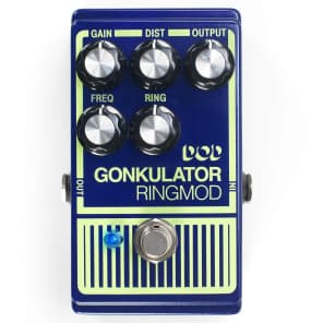 Digitech DOD Gonkulator (2015) Ring Modulator for sale