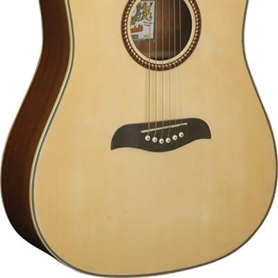 Oscar Schmidt OG2N-A Dreadnought Acoustic Guitar