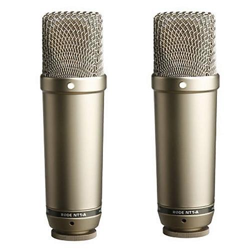 rode nt1a 1 studio condenser microphones used mint reverb. Black Bedroom Furniture Sets. Home Design Ideas