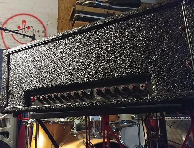 Randall Century 200 II Vintage Dimebag Darrell Guitar Amplifier Head