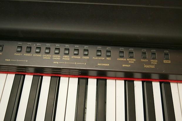 Kawai Pn100 Digital Piano For Repair Black Lasalle
