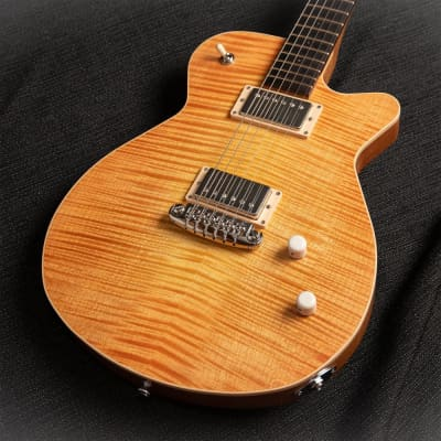 USED Grez Mendocino  Chambered electric guitar for sale