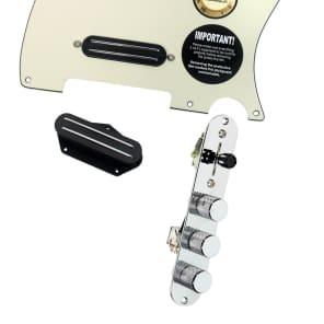 920D Custom Shop 60-17-16-21 JBE Pickups Nashville T-Style Loaded Tele Pickguard