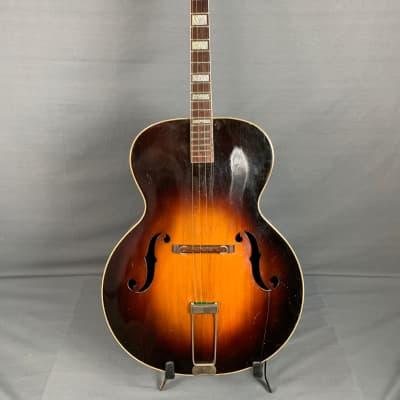Arcadia  Tenor Guitar  1950's Sunburst for sale
