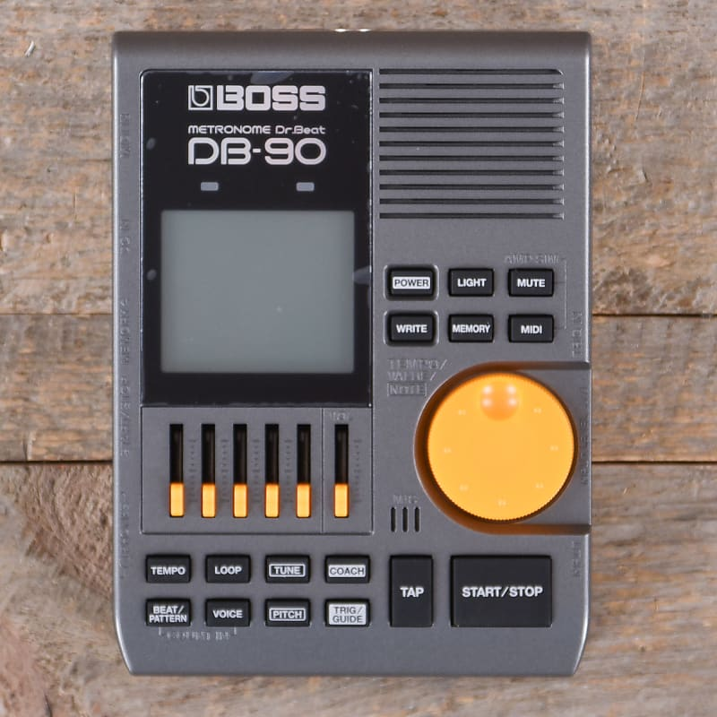 boss db 90 dr beat metronome mint chicago music exchange reverb. Black Bedroom Furniture Sets. Home Design Ideas