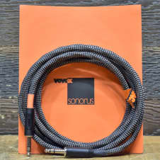 """VOVOX Sonorus Direct S Balanced Cable Unshielded 1/4"""" TRS to TRS 3.5m / 11.5ft"""