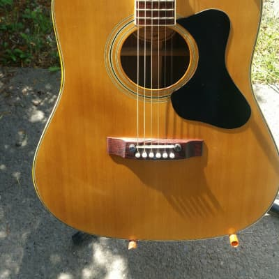 Madeira Guild Acoustic A30R  Back And Sides for sale