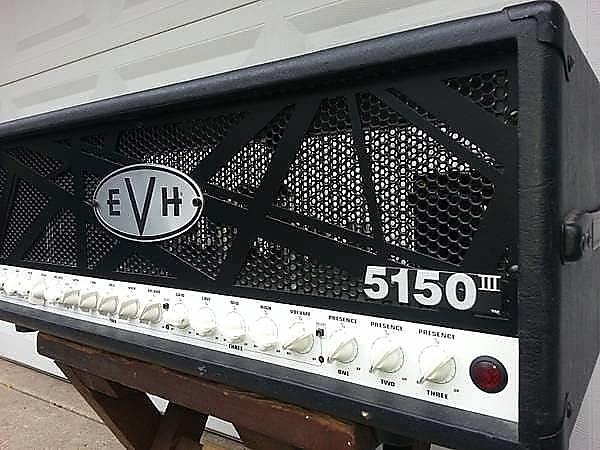 evh 5150 iii 100w head early serial number all original reverb. Black Bedroom Furniture Sets. Home Design Ideas