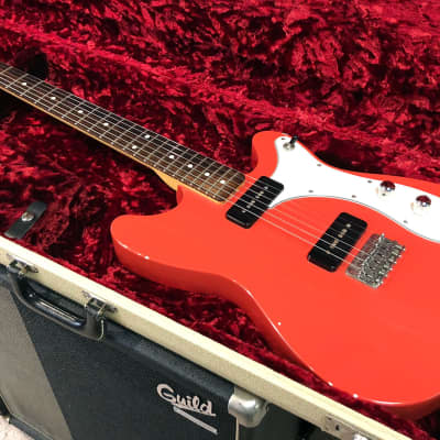 Used Lentz DL90  - fiesta red, w/ OHSC for sale