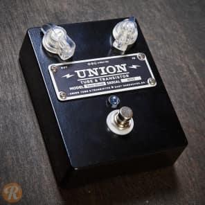 Union Tube & Transistor Tone Druid Overdrive