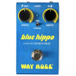 Way Huge WM61 Smalls Series Blue Hippo Analog Chorus MkIII
