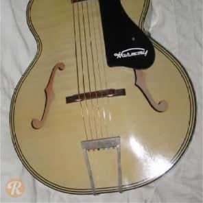 Harmony Archtone H1214 Ivory 1957