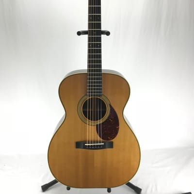 2012 Huss and Dalton TOM-R Acoustic Guitar with Hard Case