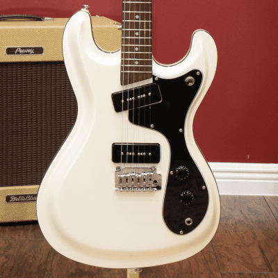 Wilson Bros. VM-65 The Ventures Model, Metallic Peal White for sale