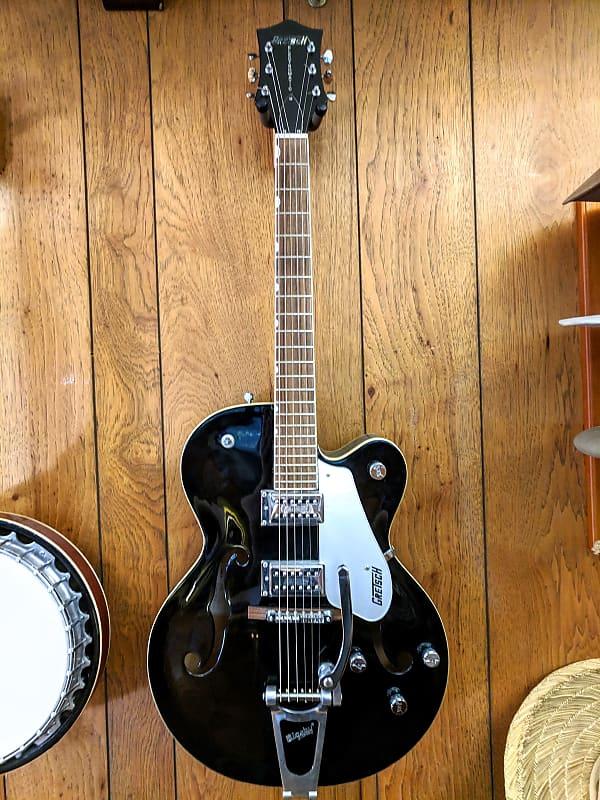 gretsch g5120 electromatic 2010 black echo park guitar reverb. Black Bedroom Furniture Sets. Home Design Ideas