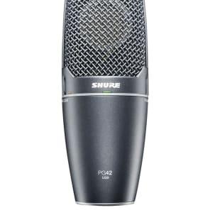 Shure PG42-USB Cardioid Condenser Microphone