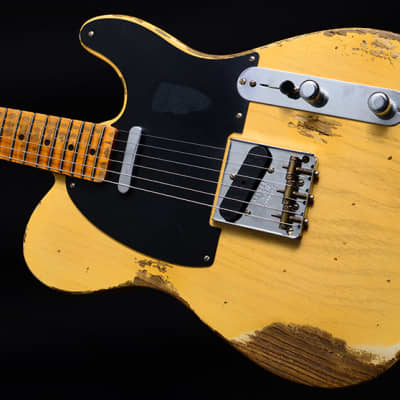NEW Fender Custom Shop '51 Nocaster Heavy Relic Faded Nocaster Blonde! for sale