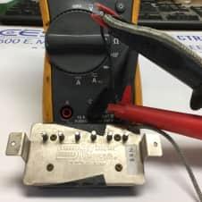 Seymour Duncan 59 neck 2 wire model