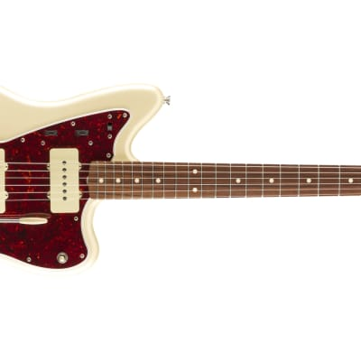 Fender Vintera '60s Jazzmaster - Pau Ferro, Olympic White for sale