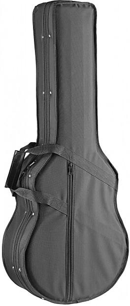 3 4 size lightweight hard foam classical guitar case reverb. Black Bedroom Furniture Sets. Home Design Ideas