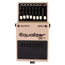 Boss GE-7 7-Band Equalizer