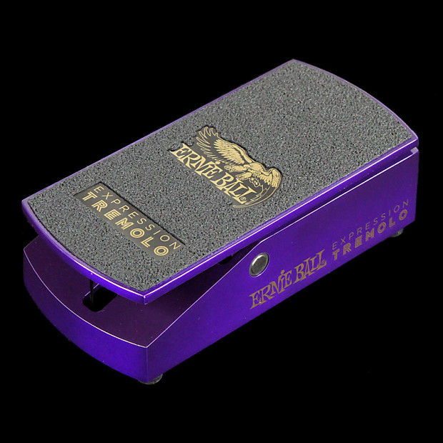 ernie ball expression tremolo effect pedal the music zoo reverb. Black Bedroom Furniture Sets. Home Design Ideas