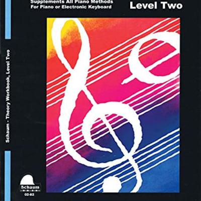 Theory Workbook: Level 2 (Schaum Publications Theory Workbook)