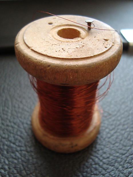 Vintage Pickup Coil/Copper Wire 36 Gauge! | Reverb