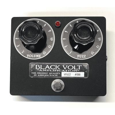 Black Volt VFUZZ Pedal for sale