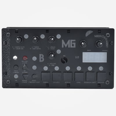 Bastl Instruments Microgranny 2.5 (Black) Lo-Fi Granular Sampler