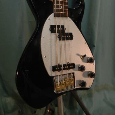 Daion Savage Bass c.1983 Black i for sale
